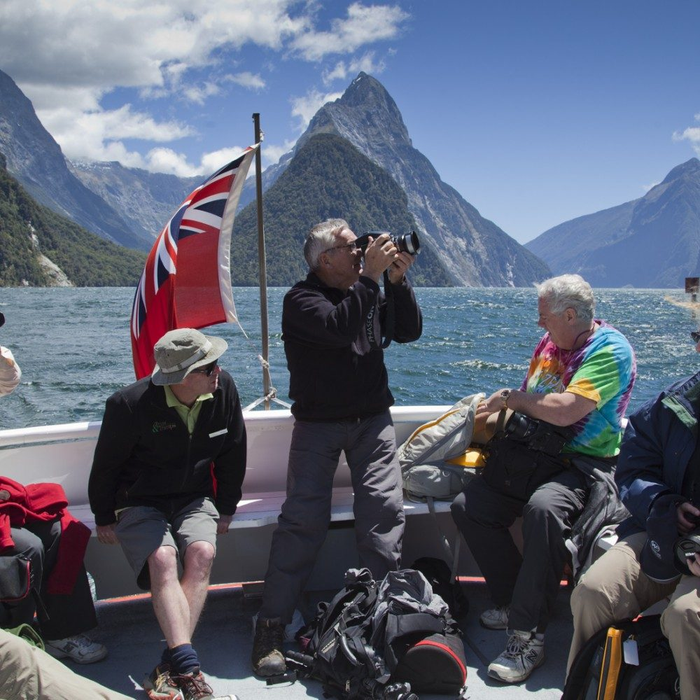 Milford Sound Guided walks Group