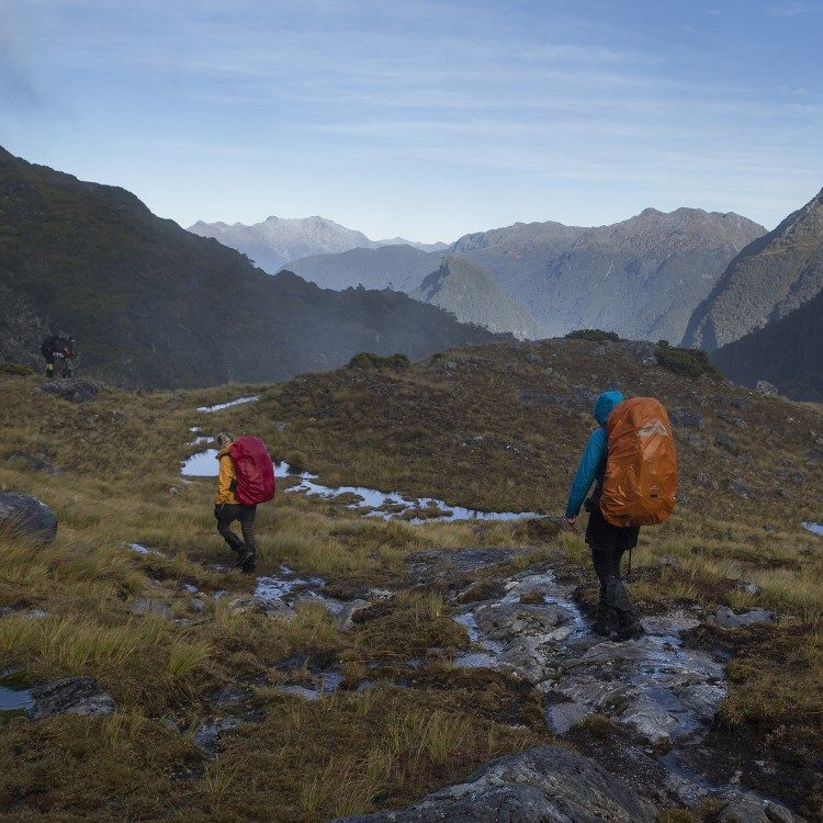 Tramping the Dusky track gets you off the beaten track